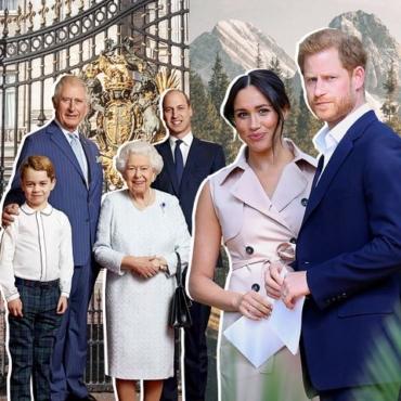 Тест: как хорошо вы знаете членов королевской семьи?
