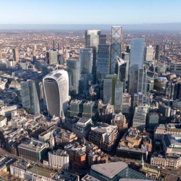 Теперь мы знаем, как будет выглядеть Лондонский Сити к середине 2020-х (фото внутри)
