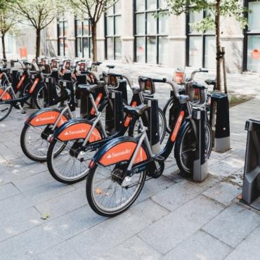 В Лондоне появятся электровелосипеды от Santander