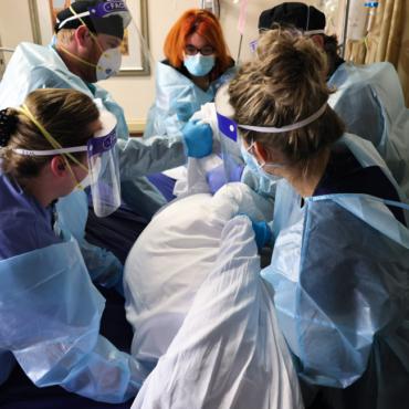 Отчет ВОЗ: Пандемию коронавируса можно было предотвратить
