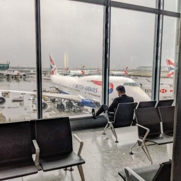 British Airways тестирует виртуальные очереди на регистрацию в аэропорту Хитроу