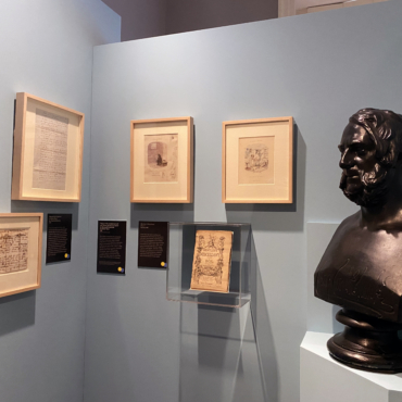 Выставка в доме-музее Чарльза Диккенса раскрывает тайны создания «Приключений Оливера Твиста»