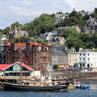 Идея для путешествия: на паруснике по Шотландии с Алексеем Зиминым