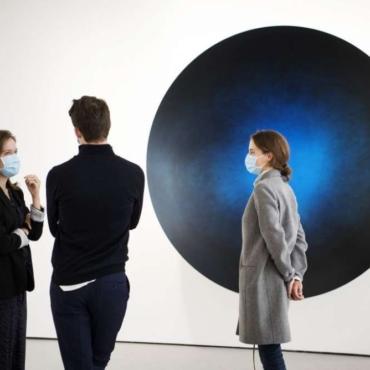 В британской столице проходит London Gallery Weekend