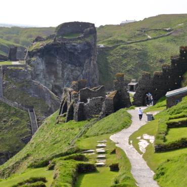 5 британских замков с романтичными легендами