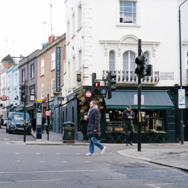 Маршрут недели: прогулка по Ноттинг-Хиллу с Михаилом Зельманом