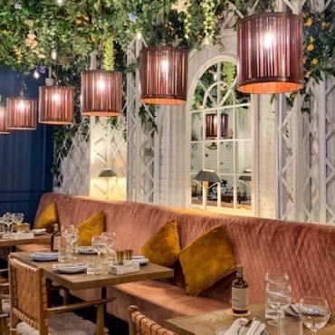 Городской сад и комбуча собственного производства. Новое место в Лондоне: ресторан MY&SANNÉ