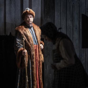 Как рождался «Иван Грозный»: ZIMA побывала на оперном фестивале Grange Park Opera