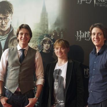 Редкие фотографии со съемок фильмов о Гарри Поттере будут выставлены в Лондоне