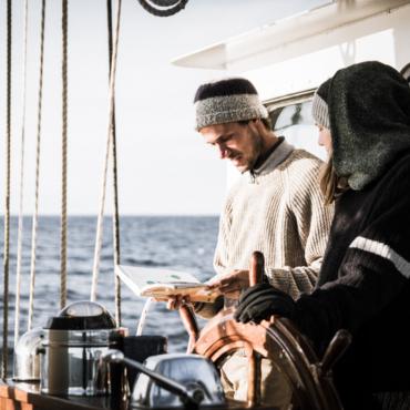 Шотландия под парусами Blue Clipper: легенды Гебридских островов