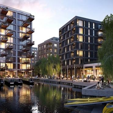 6 перспективных районов Лондона для покупки бюджетной недвижимости