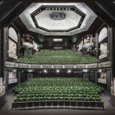 Исторический театр в центре Лондона откроет двери после многомиллионной реставрации