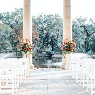 В Англии легализуют свадебные церемонии на открытом воздухе