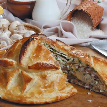 Курник, расстегай и осетинские пироги: где их найти в Лондоне