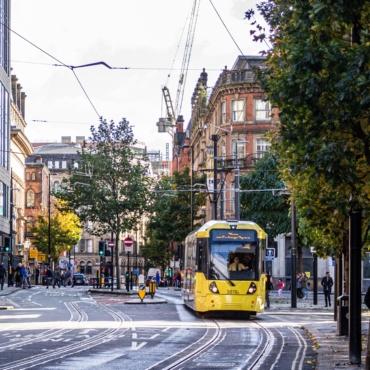 Манчестер станет зоной чистого воздуха с мая 2022 года