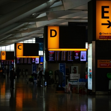 Электронные пограничные ворота заработают в английских аэропортах к концу июня