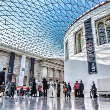 Бывший канцлер Джордж Осборн возглавит попечительский совет Британского музея