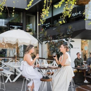 10 ресторанов с летними террасами в районе Челси