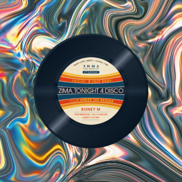 ZIMA Tonight 4 DISCO! Отмечаем четвертый день рождения ZIMA вечеринкой с Boney M