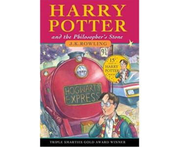 Первое издание книги «Гарри Поттер и философский камень» продано в Британии за 80 тысяч фунтов