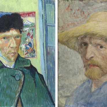 Выставка автопортретов Ван Гога откроется в лондонской галерее Курто