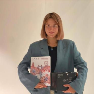 Победительница конкурса ZIMA Photo 2021 – москвичка Анна Калюжная