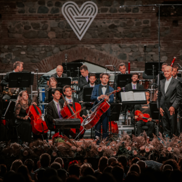 Фестиваль классической музыки в Цинандали: 23 концерта с участием знаменитостей, в том числе из России