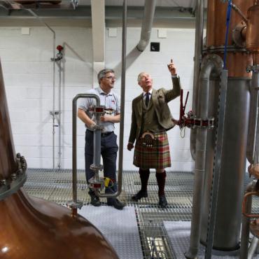 Отражение моря в бокале: виски с шотландским характером
