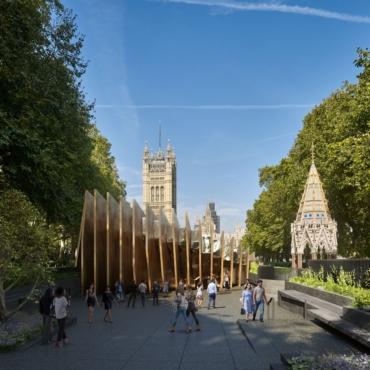 Мемориал жертвам Холокоста возведут рядом со зданием британского парламента в Лондоне