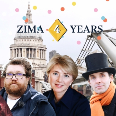 «Наш Лондон». Герои ZIMA – о русскоязычном сообществе в британской столице