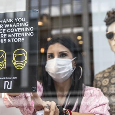 Где, кому и почему придется носить маски после 19 июля