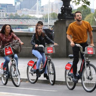 Велобум: чем отличаются разные сети велопроката в Лондоне и за его пределами