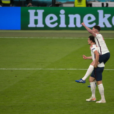 Сборная Англии впервые за 55 лет вышла в финал Евро-2020 по футболу
