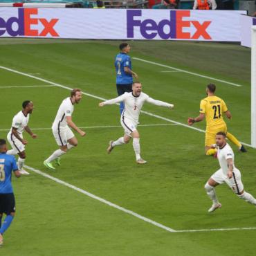 Италия обыграла Англию в финале Евро-2020