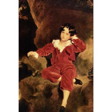 Национальная галерея купит картину «Красный мальчик» Томаса Лоуренса за 9,3 миллиона фунтов