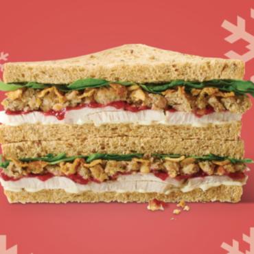 Pret-A-Manger по просьбам поклонников будет продавать рождественские сэндвичи в июле