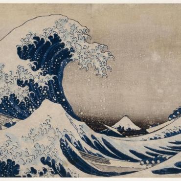 Британский музей выставит рисунки культового японского художника Кацусики Хокусая