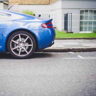 Названы 10 районов Лондона, где чаще всего угоняют автомобили