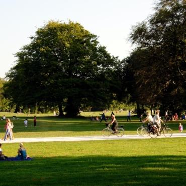 Новый общественный парк с озером появится на юго-западе Лондона