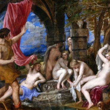 Сайт Pornhub выпустил эротический онлайн-гид по музеям. Вот какие картины из Национальной галереи вошли в него