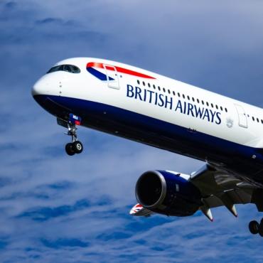 Число бронирований авиарейсов за границу после объявления об ослаблении ограничений выросло в Британии на 400%