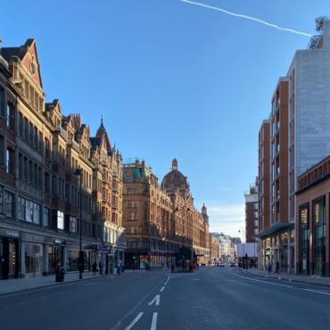 Китайский миллиардер построит себе дворец с бальным залом в самом центре Лондона