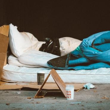 Ежегодная акция Sleep Out to Help Out пройдет в Лондоне в первый день октября