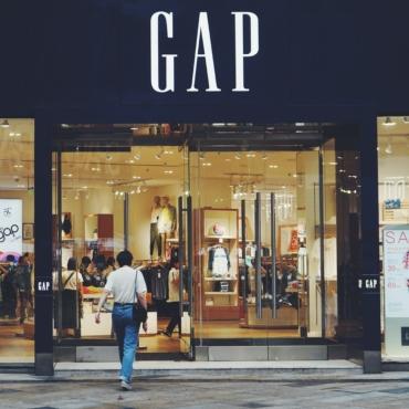 Gap закроет все свои магазины в Великобритании и Ирландии