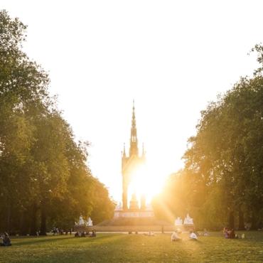 Воздух в Британии из-за изменения климата может прогреваться летом до 40°C