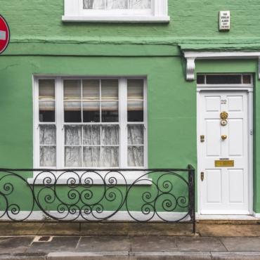 Рынок жилья в Лондоне оказался стабильнее, чем в других частях Англии