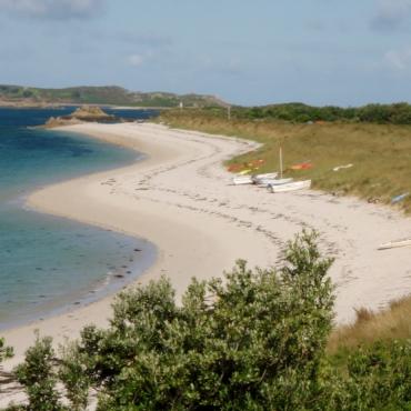 10 британских островов для поездки на выходные