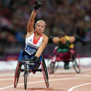 Как Паралимпийские игры выходят из тени Олимпийских
