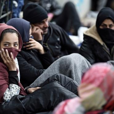 Маша Слоним. Афганские беженцы: последний бросок на Запад