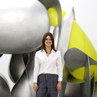Обнаженный урбанизм и жизнь в фарфоре: выставки в галерее White Cube